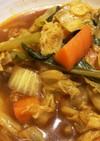 やさいのカレースープ