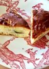 メープル薫る☆さつま芋のほんのり甘いパン