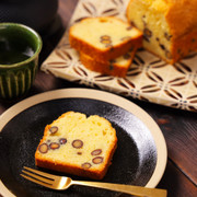 黒豆リメイク♪しっとり黒豆パウンドケーキの写真