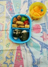 幼稚園弁当(年少)39