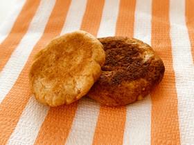 オーブンなしで!塩糀のクッキー