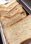 豆乳ヨーグルトで食パン