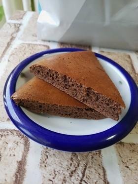 糖質オフ* サクふわプロテインパンケーキ