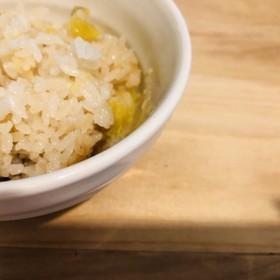 簡単おいしい☆さつま芋ご飯