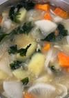 ♡胃腸にやさしいスープ♡