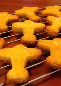 おからパウダー*さくさく塩バタークッキー