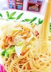 桜海老と白菜のケンミン焼ビーフン