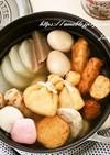 中華風おでん鍋
