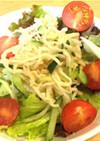 切干大根のはりはりサラダ