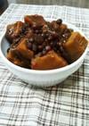 南瓜と小豆のいとこ煮