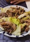 ご飯が進む冷凍肉キャベツ!