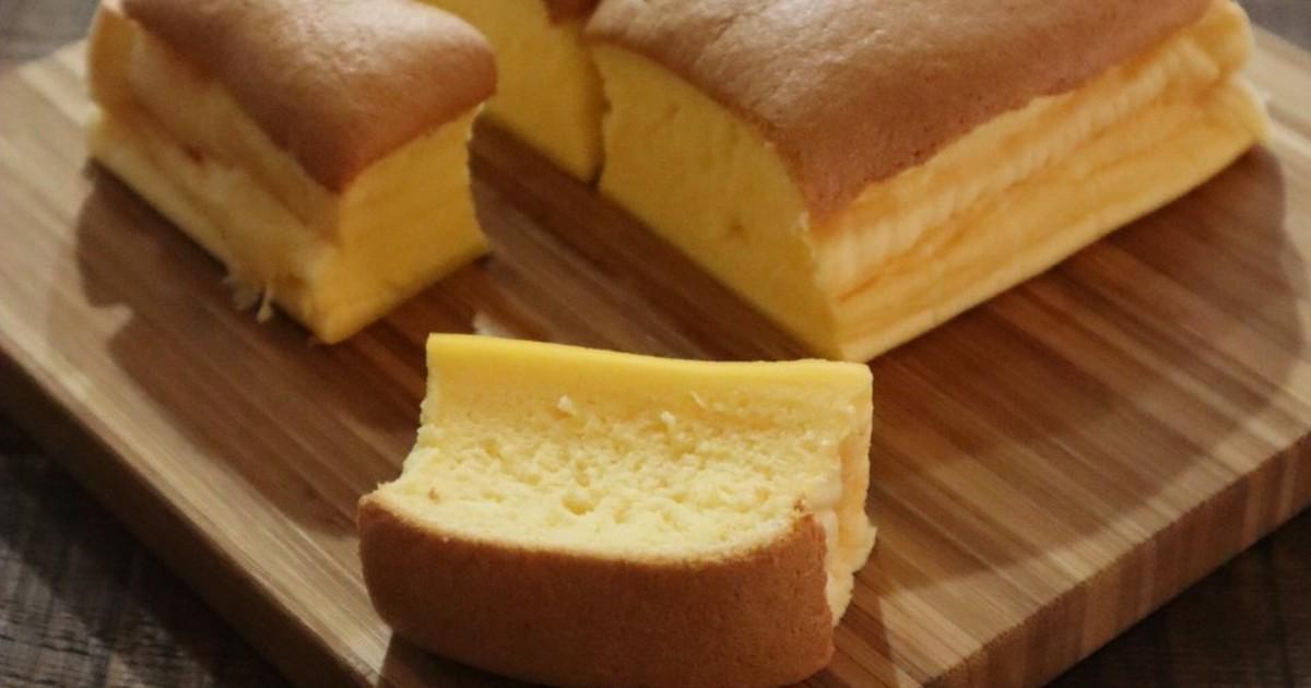人気 台湾 カステラ レシピ