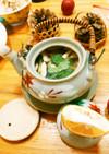 管理栄養士直伝!松茸の土瓶蒸し(覚書)