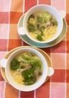 スーチカー茹で汁スープ