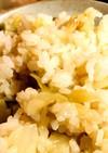 キャベツの炊き込みご飯★バター醤油★