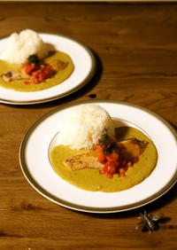 復刻版⭐︎お魚のココナツカレーソース