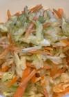キャベツのヨーグルトサラダ