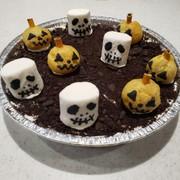 スコップケーキ♡ハロウィンVer.の写真