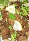 コロコロ牛肉(血管ダイエット1432)