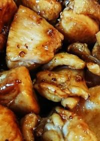 【給食マネ】鶏肉の粒マスタードソース