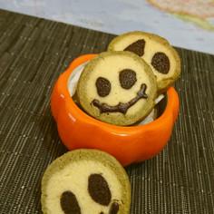 ハロウィンに!アイスボックスクッキー♪