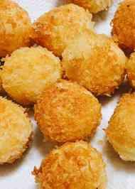 白玉粉 チーズ ボール