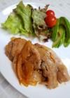 豚ロース薄切り肉♪簡単マーマレード炒め