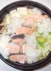 鮭のみぞれ鍋♪簡単白菜鍋つゆスープ