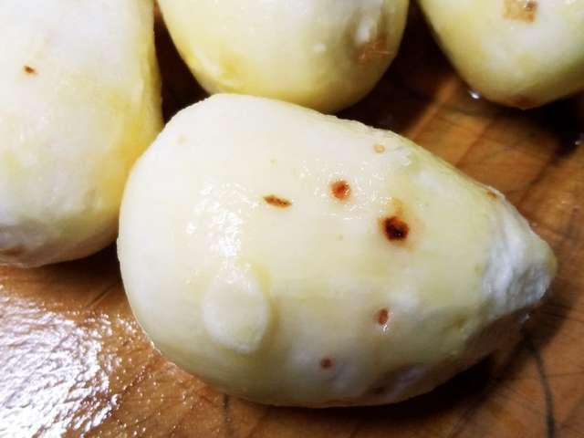 里芋 の 皮 の むき か た