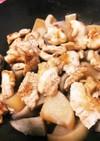 里芋と大根の鶏煮