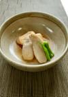 【野菜ソムリエ】こえびちゃんと鶏肉の煮物