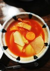 ベーコンと根菜トマトポトフ★☆