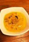 具沢山かぼちゃスープ