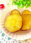 レンジで甘い焼き芋風