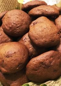 HMで簡単ソフトクッキー☆バナナココア