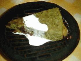 ホットケーキミックス&炊飯器でポン!抹茶小倉ケーキ