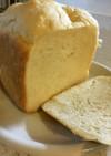 siroca HBで作る基本の食パン