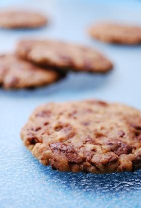 セサミチョコのコールドクッキー