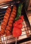 トルコ料理 シシケバブを家でも!