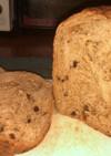 プルーンと酒かすの食パン
