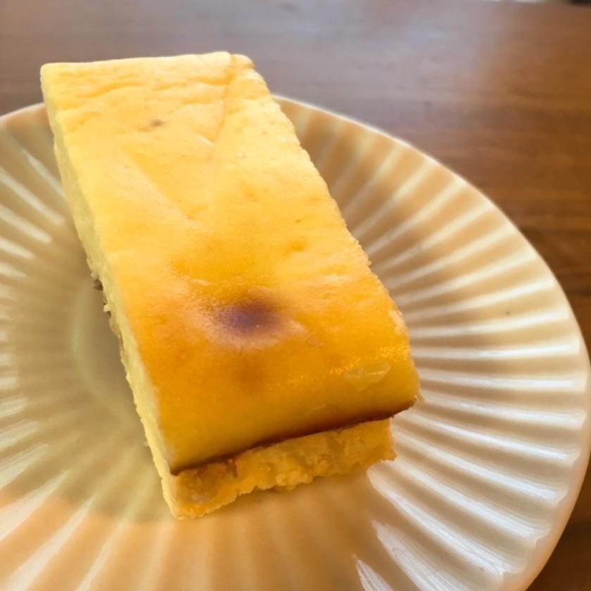 【ロカボ】粉ナシ de チーズケーキ