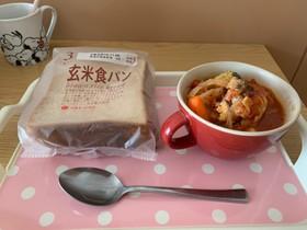 ねぎたっぷり!!風邪に効く◎鶏肉スープ