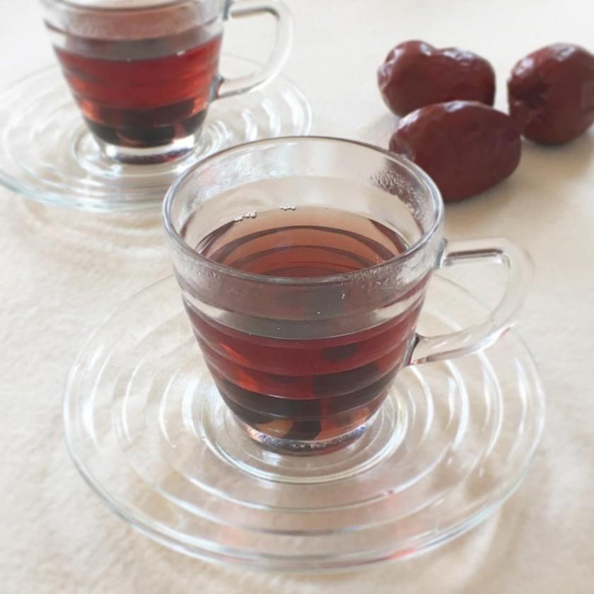 【薬膳茶】黒豆となつめでヘルシー♪
