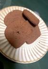 おからパウダーでココアクッキー