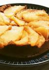 アップサイドダウンケーキ・りんご
