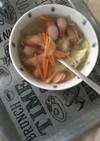 便秘の人向け よくある家庭の野菜スープ