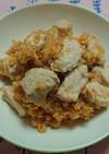 レンズ豆と鶏肉の煮込み