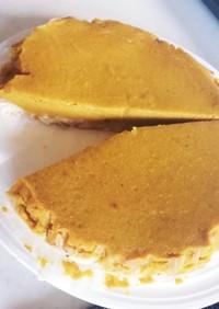 かぼちゃタルトのシナモンフィリング