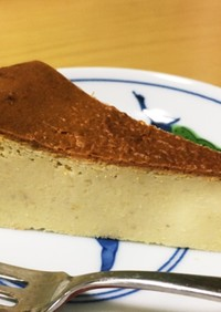 マロンチーズケーキ