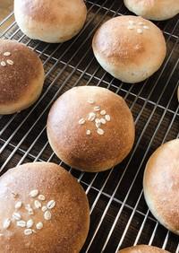 冷凍パンのリベイク